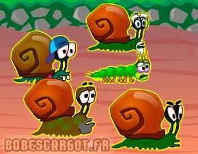 Super l 39 escargot joue pour deux joueurs - Jeux gratuits bob l escargot ...
